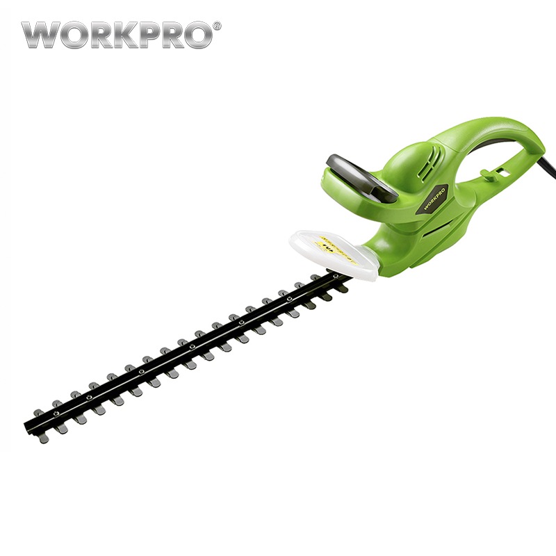 WORKPRO 500W Hedge Trimmer Power Shear Electric Weeding Shear Household Pruning MowerWORKPRO 500W Hedge Trimmer Power Shear Electric Weeding Shear Household Pruning Mower