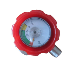 Safety red gauged valve 300 bar 4500 psi for breathing high pressure carbon fiber tank for.jpg 250x250