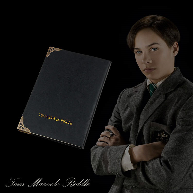 Tom Riddle Diary Potters Lord Voldemort Horcrux Wizard Students Kids Harried Birthday Gift Collection