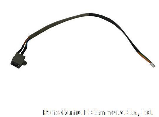 2 pcs NEW DC Jack with cable For Dell Studio XPS 1647 1645