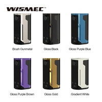 Original WISMEC Reuleaux RX GEN3 Dual 230W MOD W 1 3 Inch Large Screen Max 230W