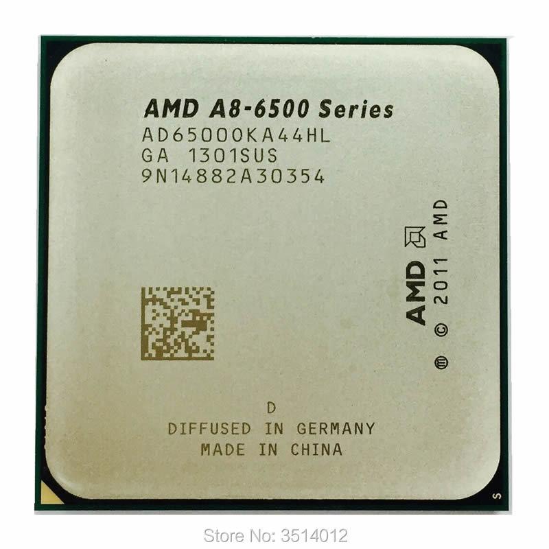 AMD A8 Series A8 6500 A8 6500K A8 6500B 3 50 GHz Quad Core CPU Processor