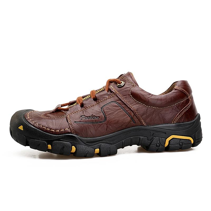 Brand Hiking Shoes Men Spring Hiking Boots Mountain Climbing Shoes Outdoor Sport Shoes Trekking Sneakers feozyz waterproof hiking shoes men cow leather trekking hiking boots mountain climbing shoes men zapatillas outdoor hombre