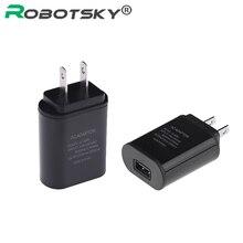 Robotsky US Plug USB Charger Universal Mobile Phone