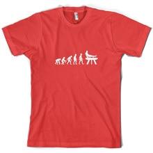 Evolution Of Man Pommel Horse - Mens T-Shirt Gymnastics Gymnast 10 ColoursNew T Shirts Funny Tops Tee New Unisex