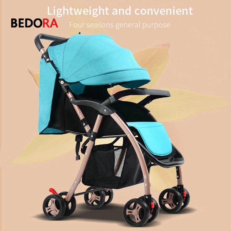 Bedora, Folding, Trolleylightweight, Absorption, Down, Baby