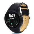 PARAGON Full round screen WIFI Bluetooth ANDROID 5.1 Smart Watch heart Rate monitor GPS SIM CARD for iPhone Samsung GEAR S2 ios