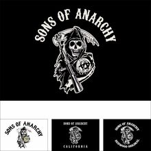 Sons Anarchy Flag 3X5ft 100D 90X150CM Film and television works FLAG