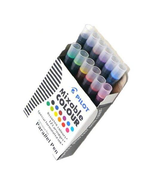 LifeMaster Japan Pilot Ink Cartridge For Fountain Pen Writing Supplies IC-P3-ASTLifeMaster Japan Pilot Ink Cartridge For Fountain Pen Writing Supplies IC-P3-AST