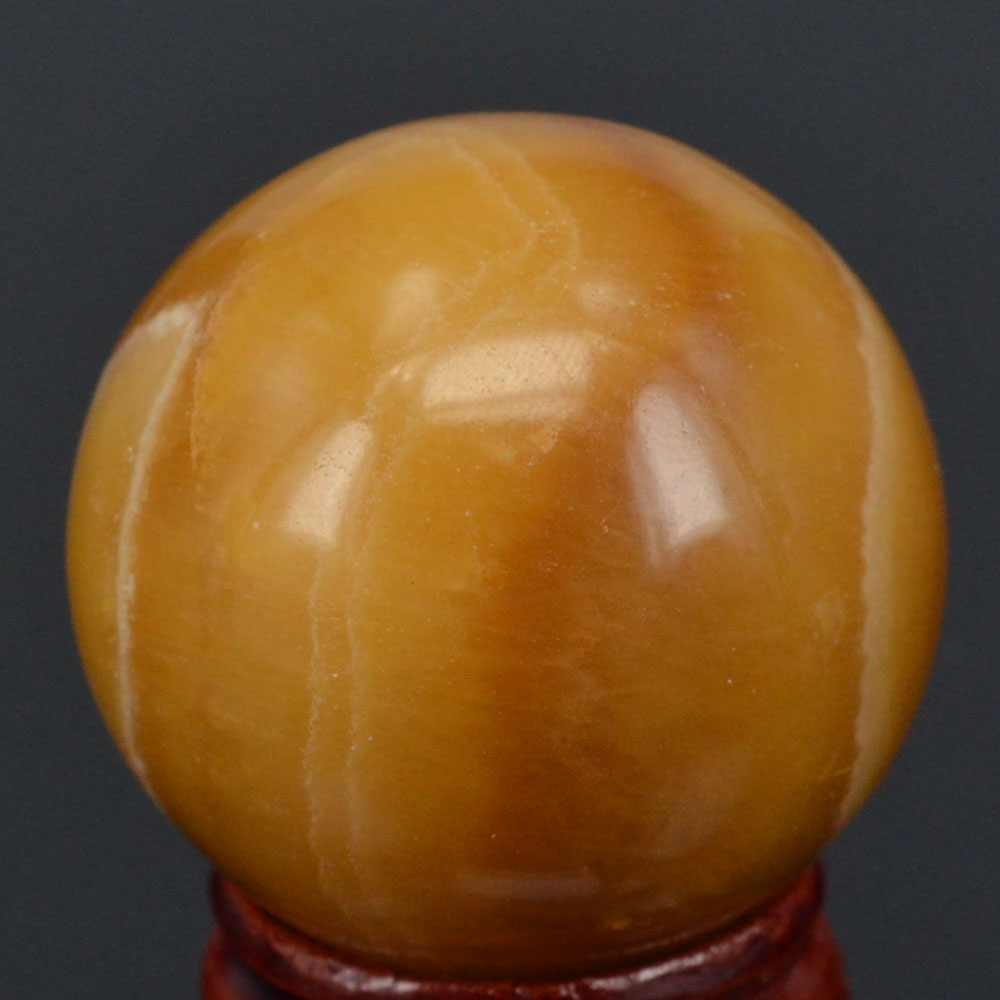 Gypsum Satin Spar ~ Mm quot natural orange gypsum selenite satin spar