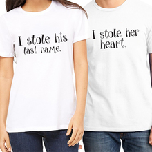 Pstyle women t shirt couple t shirt for lovers summer short sleeve t-shirt white tee shirts casual tee tops dropshipping 2018 цена
