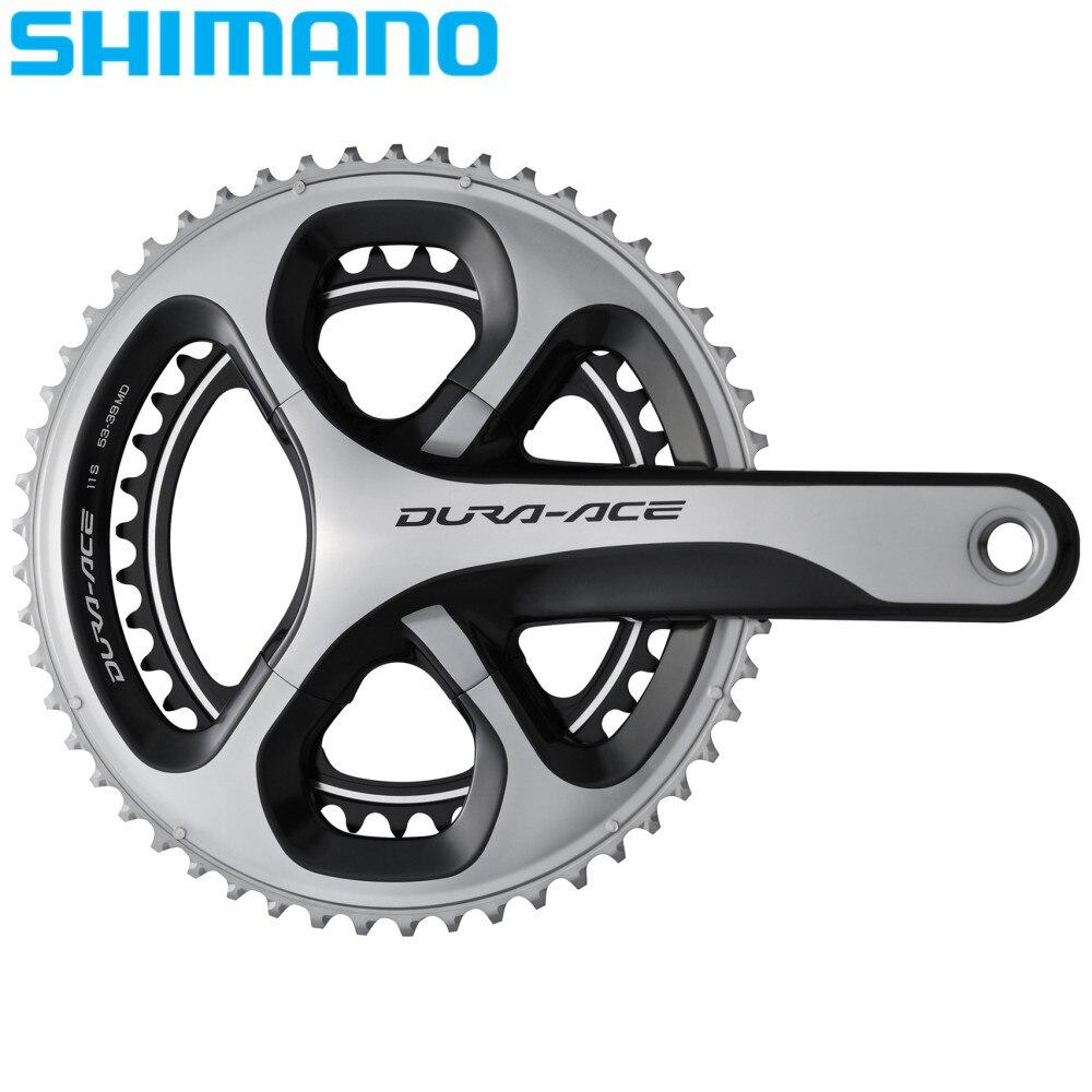 SHIMANO DURA ACE 9000 Road Bike Crankset 170mm 1725mm Chain Wheel FC-9000
