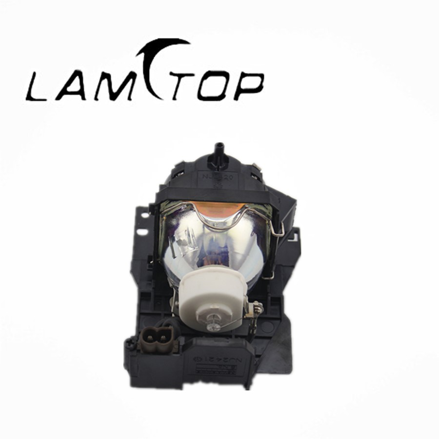 LAMTOP compatible lamp with housing/cage   DT00911  for  CP-X401/CP-X450 аккумулятор 4parts lpb x401 для asus x301 x401 x501 series 10 8v 4400mah аналог pn a31 x401 a32 x401 a41 x401 a42 x401