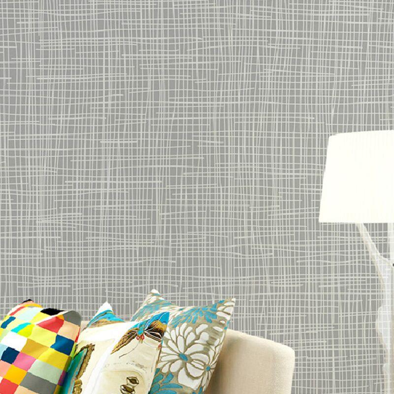 Online get cheap simple wallpaper designs for Cheap plain grey wallpaper