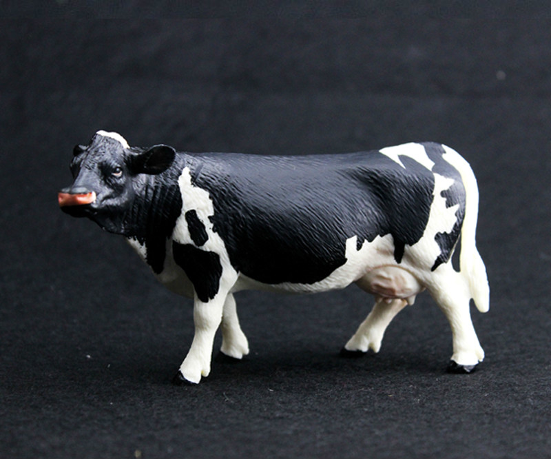 Small Toy Cows : Popular animal farm dairy buy cheap lots