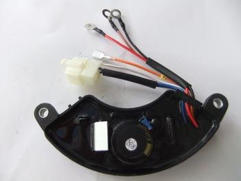 HJ 5K-3 220 AVR 7 przewody AVR HANJING automatyczny regulator napięcia części do generatorów benzynowych trójfazowy AVR tanie i dobre opinie