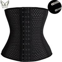 Waist trainer hot shapers waist trainer corset slimming belt shaper body shaper slimming modeling strap belt.jpg 200x200