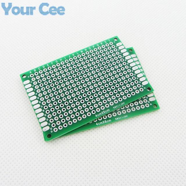 5 pcs 4x6cm diy prototype paper pcb universal circuit board printed rh aliexpress com