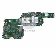 C855 MOTHERBOARD V000275070 Placa base Para Toshiba Satellite S855 1310A2491321 HM77 DDR3 Placa Madre Del Ordenador Portátil