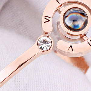 New Arrival Valentine's Day Rose Gold 10