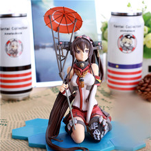 Kantai Collection Yamato Figuras Anime Figure Girl Sexy Toys Gift Figurine PVC Hot Toys недорого