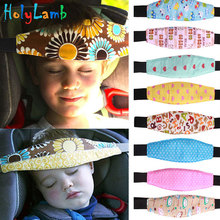 Car Safety Seat Sleep Positioner Infants and Baby Head Support Pram Stroller Fastening Belt Adjustable 2016 New Arrival Aelorxin baby strollers adjustable safety belt car seat head support sleeping belt pram sleep positioner fastening belt for child random