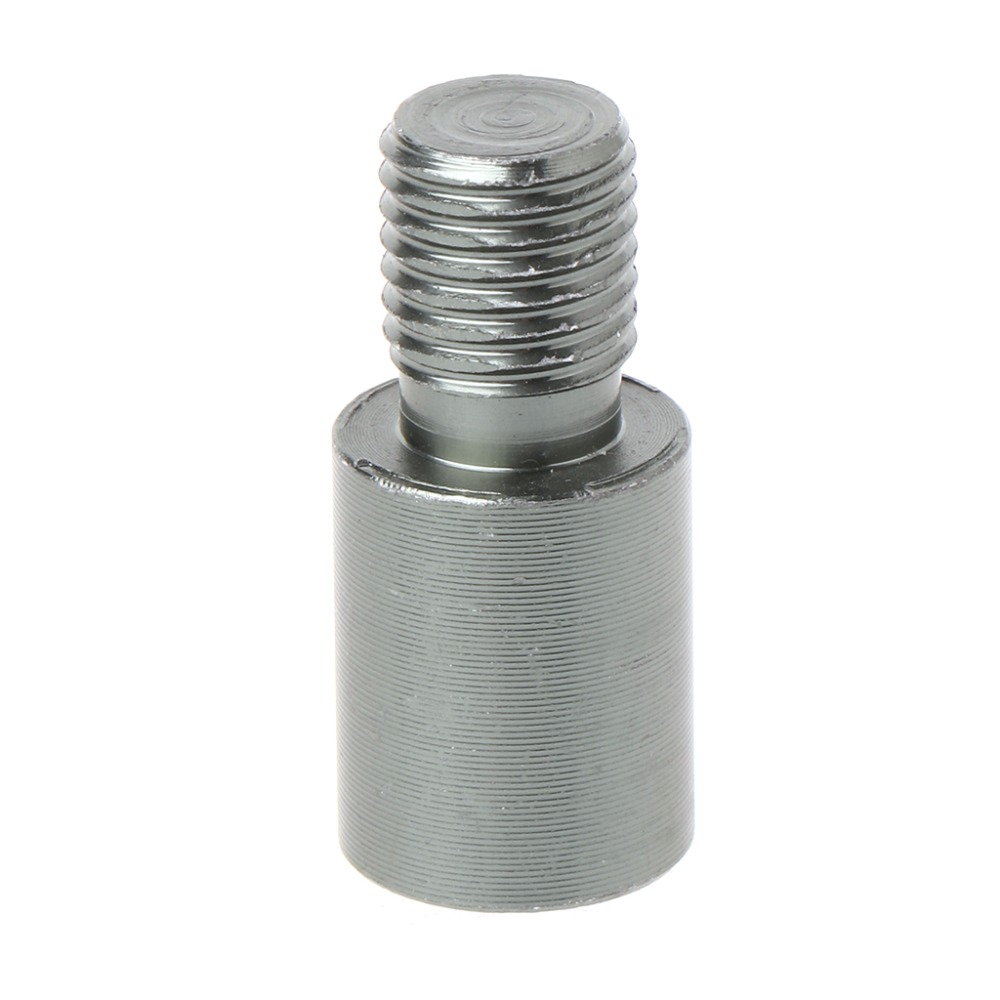 Fishing Landing Net Handle Connector Thread Adapter 10mm To 8mm 8mm To 10mm New
