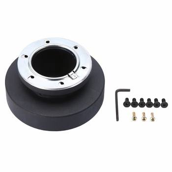 Racing Steering Wheel Hub Adapter Boss Kit For BMW E36 N A R D I 21mm image