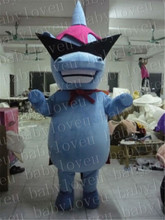 super monster mascot costume  color halloween costumes party dinosaurs fancy dress christmas gift
