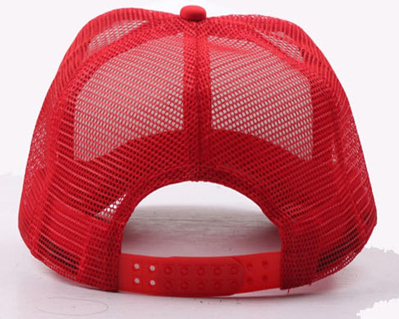 Dutrodu unisex gorras de beisbol malla hacer América gay nuevo color del  arco iris logo sombrero gorras hip hop sombrero Vary colores relaxbale en  Gorras de ... 64d5368af7a