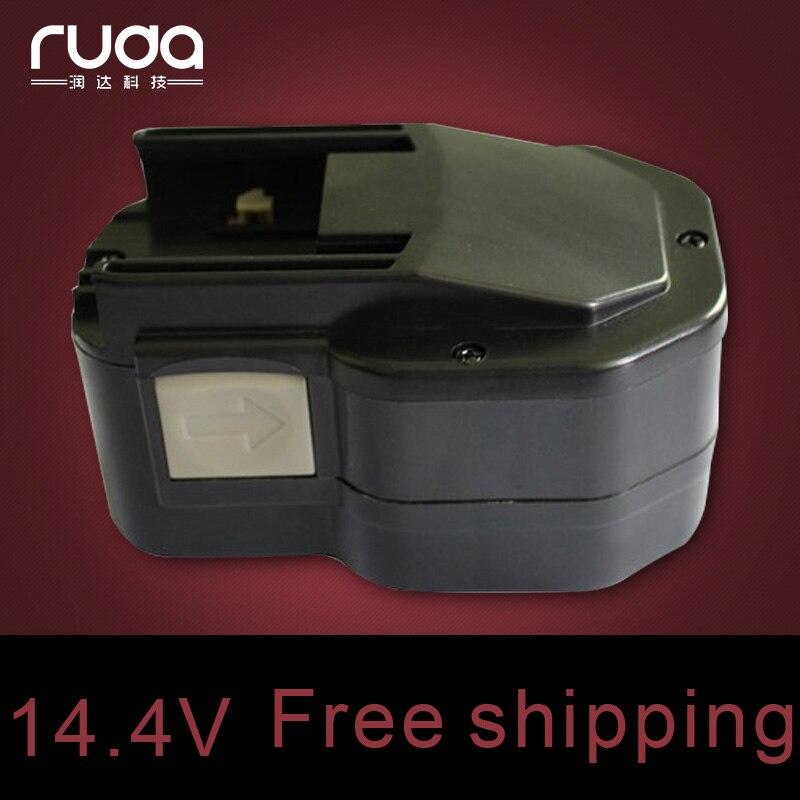 for Atlas 14.4V 1300mAh/1.3Ah power tool batteryB14.4, BF14.4, BX14.4. MXL14.4, BXS 14.4, MX14.4, MXS14.4