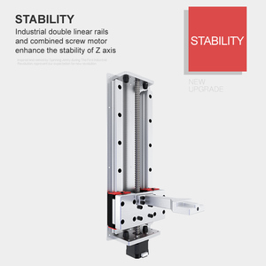 Image 2 - 10.1/8.9 inch  Super Large Panel! JennyPrinter Light1 Z320 With 215mm*135mm*320mm Build Size LCD DLP 3D Printer Free Resin 500ml