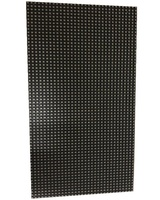 64*32dots Indoor P3 SMD2121 black lamp bead package 192*96mm 16Ss 576*576mm cabinet pin board matrix tv wall display shenzhen