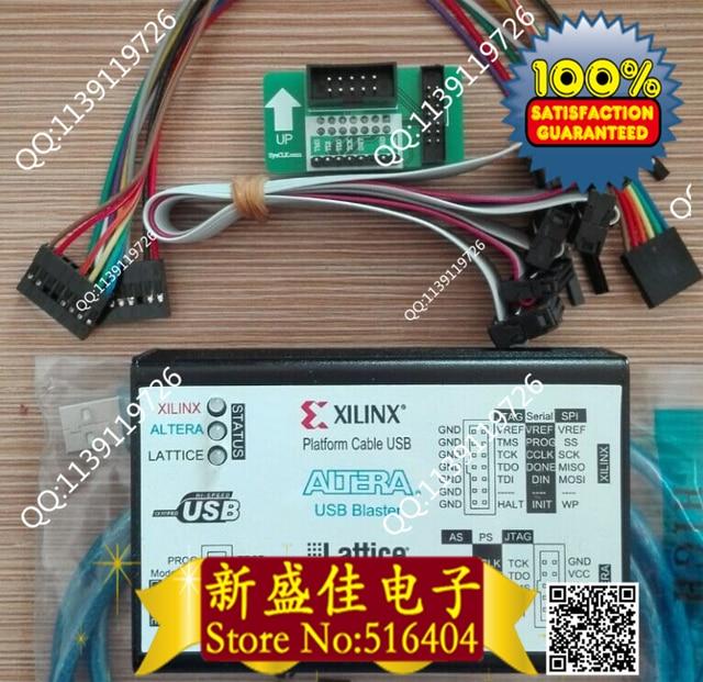 ALTERA XILINX ENTRAMADO 3IN1 cable de descarga USB $ NUMBER de alta velocidad