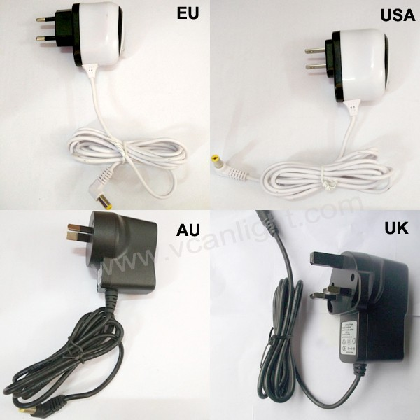 adapters for different countries