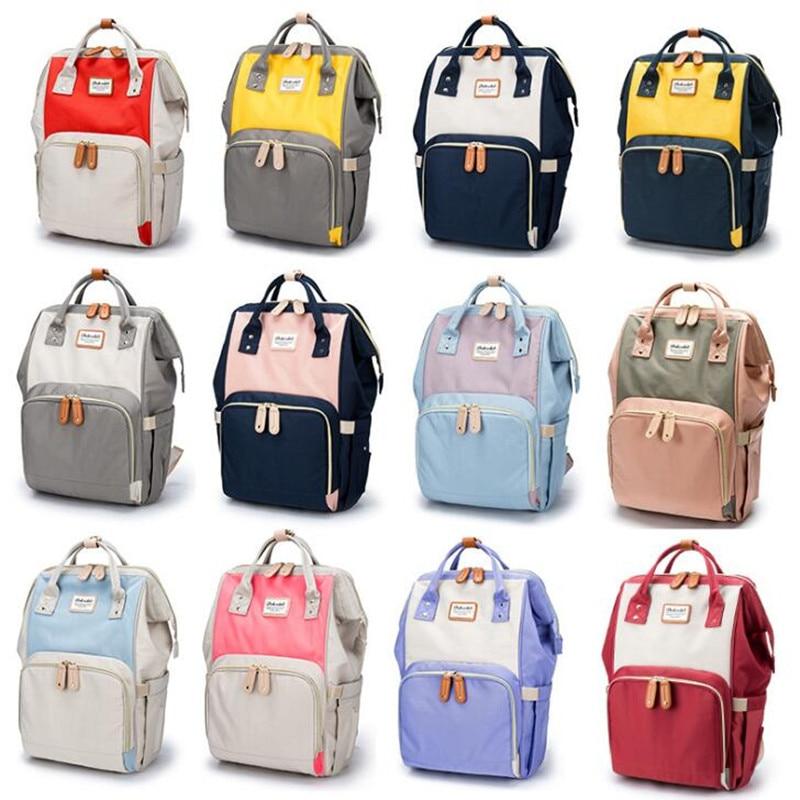 dokoclub Mummy Maternity Diaper Bag Large Nursing Bag Travel Backpack Designer Stroller Baby Bag Baby Care