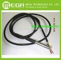 1 pcs pacote de aço Inoxidável DS18b20 Impermeável sensor de temperatura sensor de temperatura da sonda 18B20 Para Arduino
