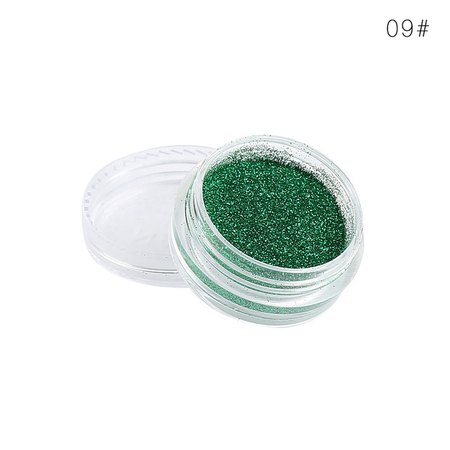 1 Box Makeup Eye Shadow Soft Glitter Shimmering Colors Eyeshadow Metallic Eye Cosmetic for All Kinds of Skin Drop Shipping TSLM1 4