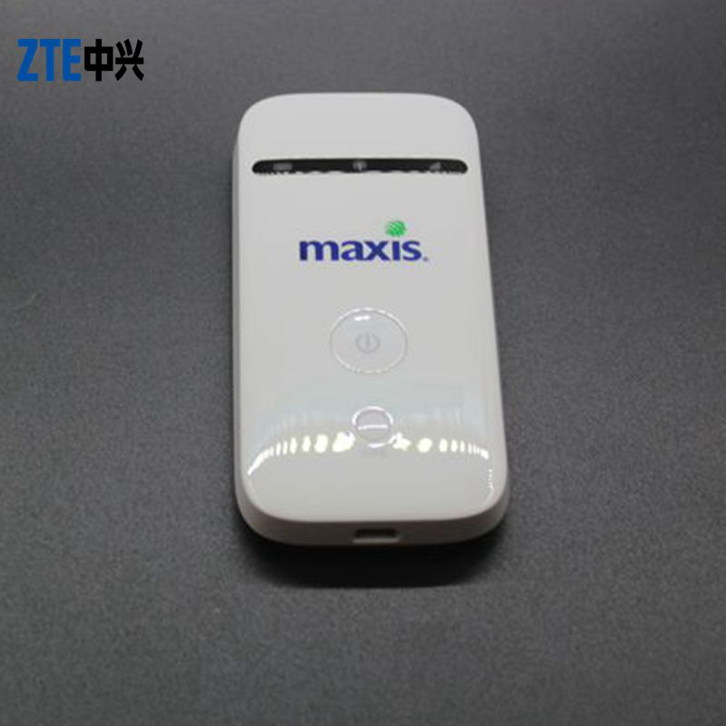 Unlocked New ZTE MF65 HSPA+ 21.6Mbps 3G Wireless Router 3G UMTS 2100MHz Mobile Pocket WIFI Broadband 3G SIM Card Mifi Router