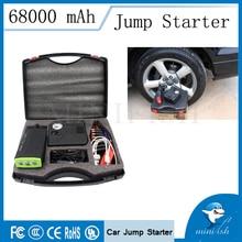 Notstrom-bank Mini Auto Starthilfe/12 V Tragbare Auto Auto Elektrische Pumpe Luftkompressor Reifenfüller 150PSI(China (Mainland))