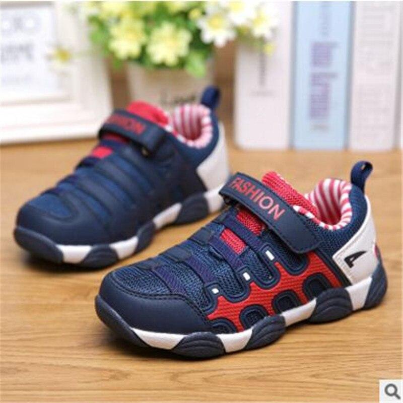 2018 сезон весна-лето детские спортивные туфли повседневная обувь