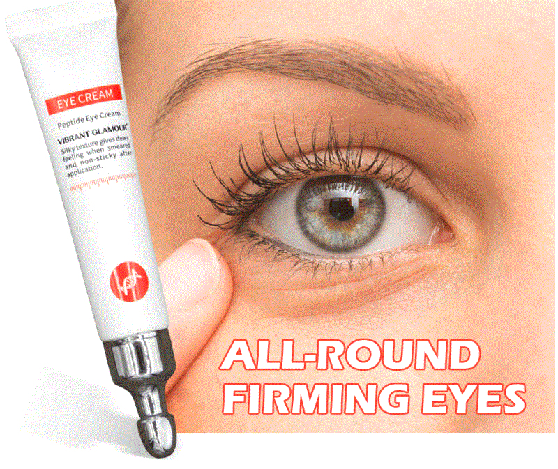 NEW Anti-Aging Wrinkles Eye Cream Peptide Collagen Remover Dark Circles Eye Care Against Puffiness And Bags TSLM1