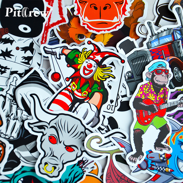 Decal Stickers Graffiti