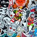 100 Car Styling decal JDM Pegatinas de Graffiti Coche Cubre Accesorios Skateboard Snowboard Bici de La Motocicleta Pegatina Redonda Bomba Portátil