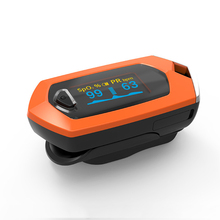 USB Type-C Rechargeable Finger Pulse Oximeter Oximetro De Dedo Medical Blood Oxygen Heart Rate Monitor Spo2 Sports Pulsioximetro цены онлайн