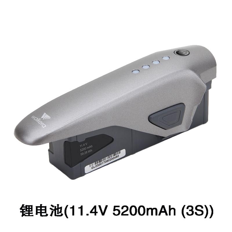 Original Walkera VITUS 320 RC Drone Spare Parts 11.4V 5200mAh (3S) Battery Vitus 320-Z-36 in stock free shipping original walkera v450d03 battery hm v450d03 z 26 original walkera v450d03 parts