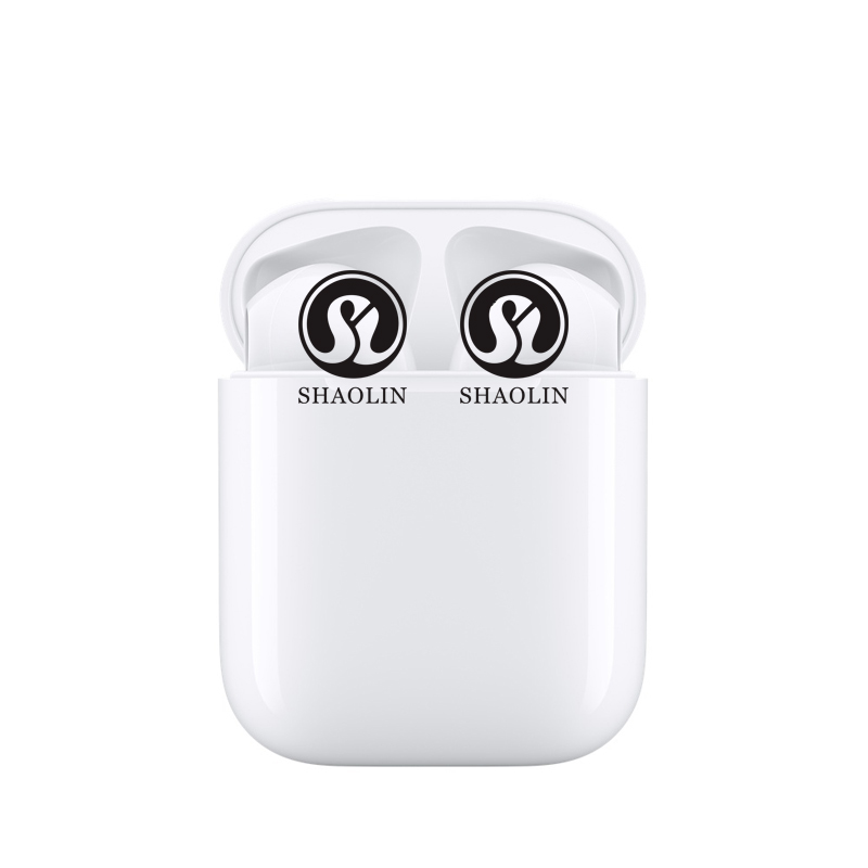 Écouteurs Bluetooth casque sans fil stéréo écouteurs intra-auriculaires avec boîte de charge pour iPhone et Android