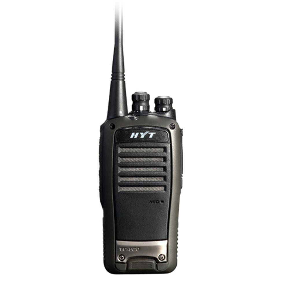 Original HYT TC 620 Hytera TC620 UHF VHF Two Way Radio with 16Ch 5W BL1204 battery