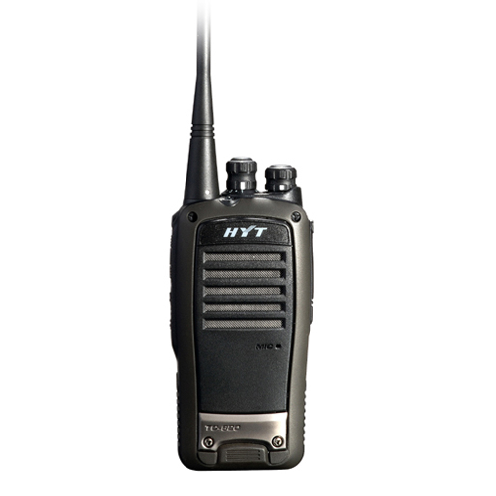 Original HYT TC-620 Hytera TC620 UHF VHF Two Way Radio With 16Ch 5W BL1204 Battery & Charger Robust Long Range Walkie Talkie