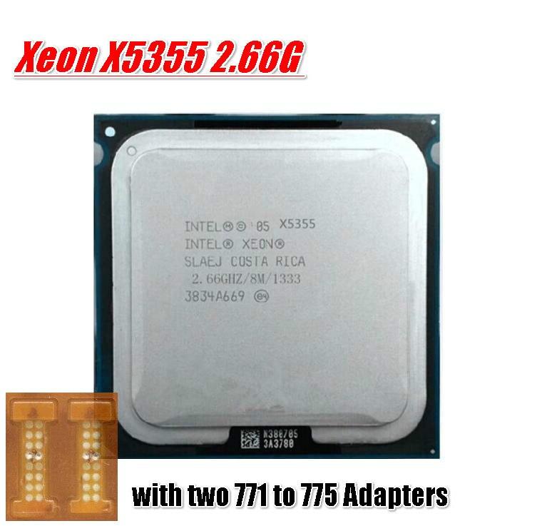 Intel Xeon X5355 2.66Ghz 1333Mhz 8MB BX80563X5355P SLAC4